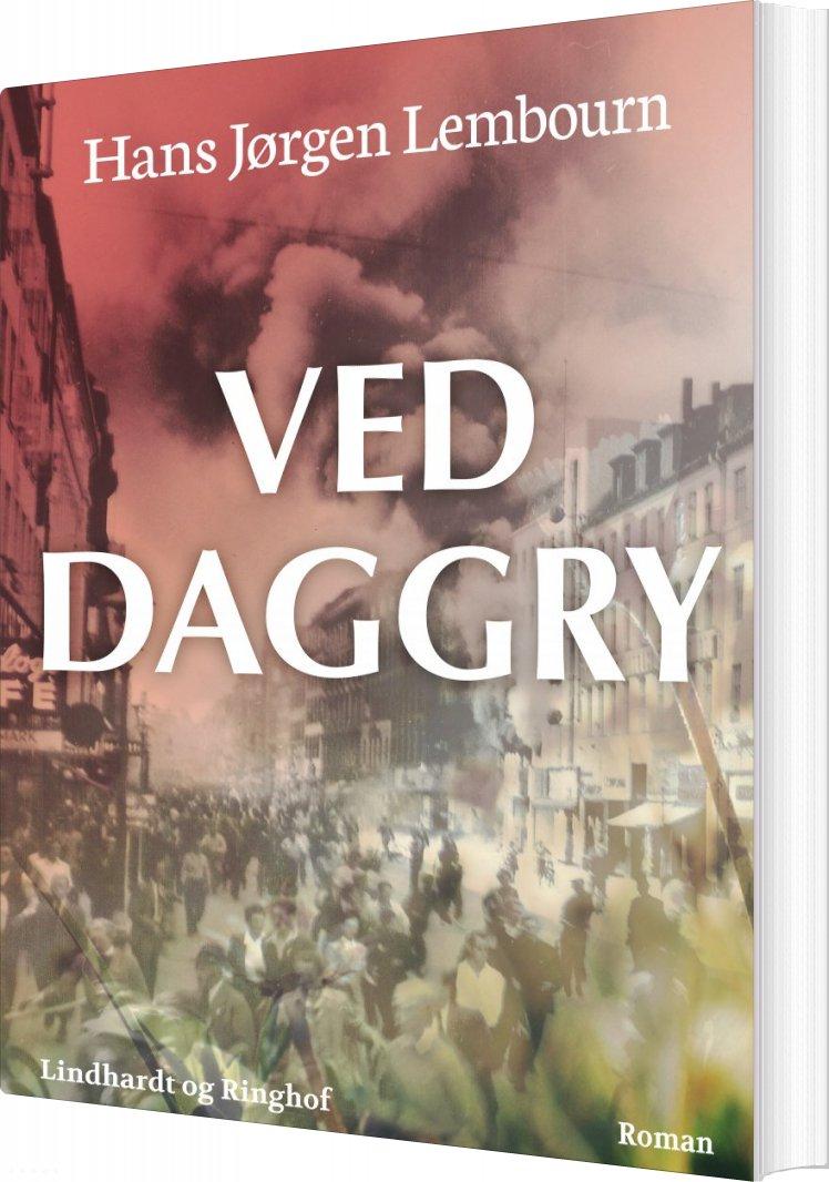 Image of   Ved Daggry - Hans Jørgen Lembourn - Bog