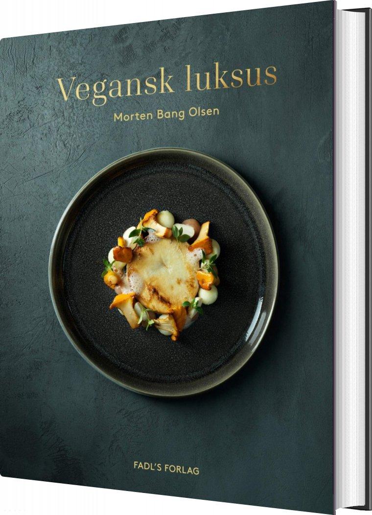 Vegansk Luksus - Morten Bang Olsen - Bog