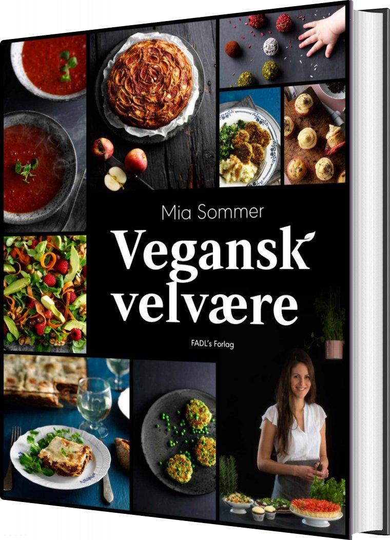 Vegansk Velvære - Mia Sommer - Bog