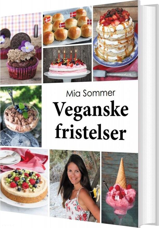 Veganske Fristelser - Mia Sommer - Bog