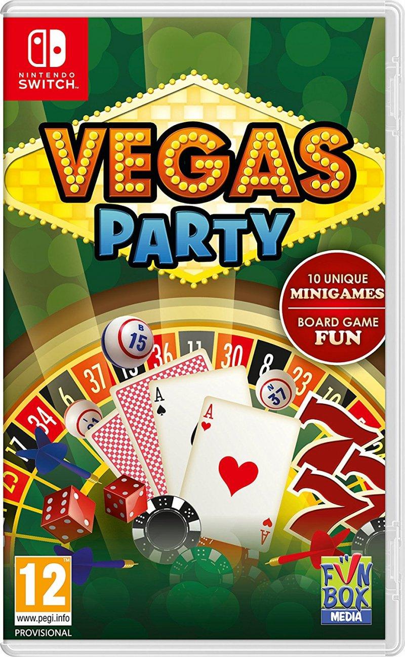 Image of   Vegas Party - Nintendo Switch