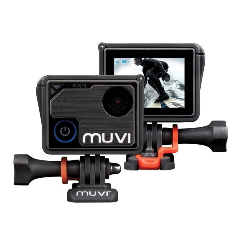 Image of   Veho Muvi Kx-1 - Håndholdt 4k 12mp Action Kamera