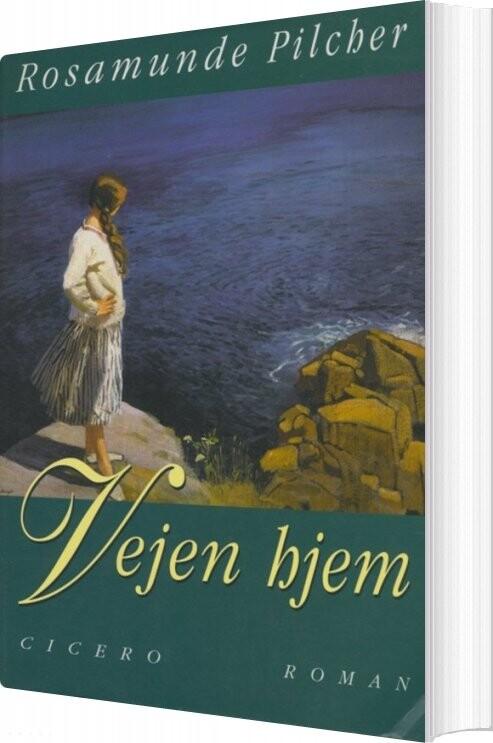 Vejen Hjem - Rosamunde Pilcher - Bog