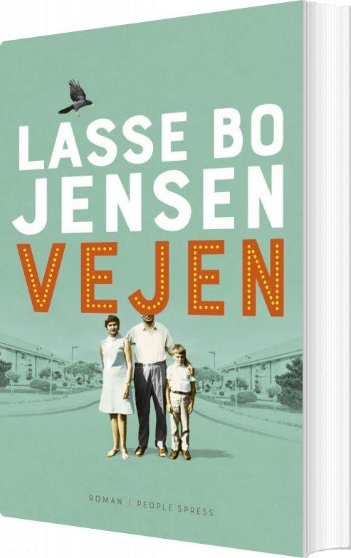 Vejen - Lasse Bo Jensen - Bog