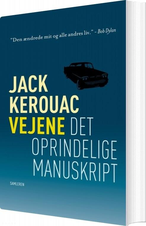 Vejene - Jack Kerouac - Bog