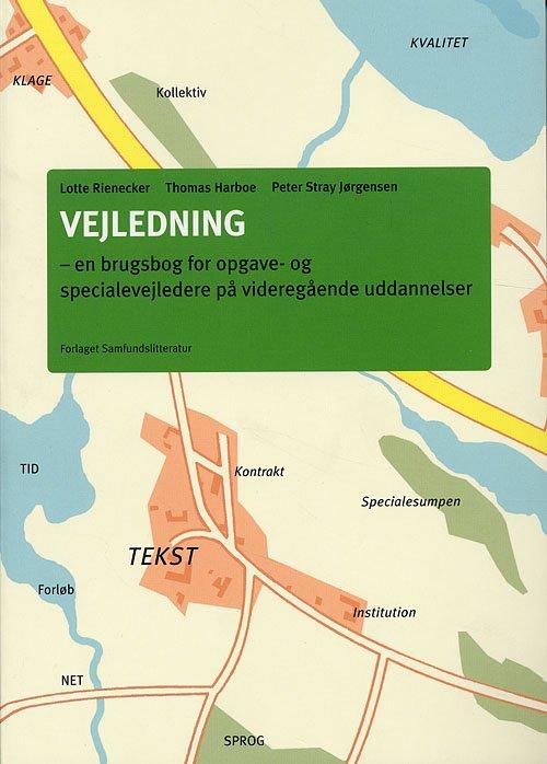 Image of   Vejledning - Lotte Rienecker - Bog