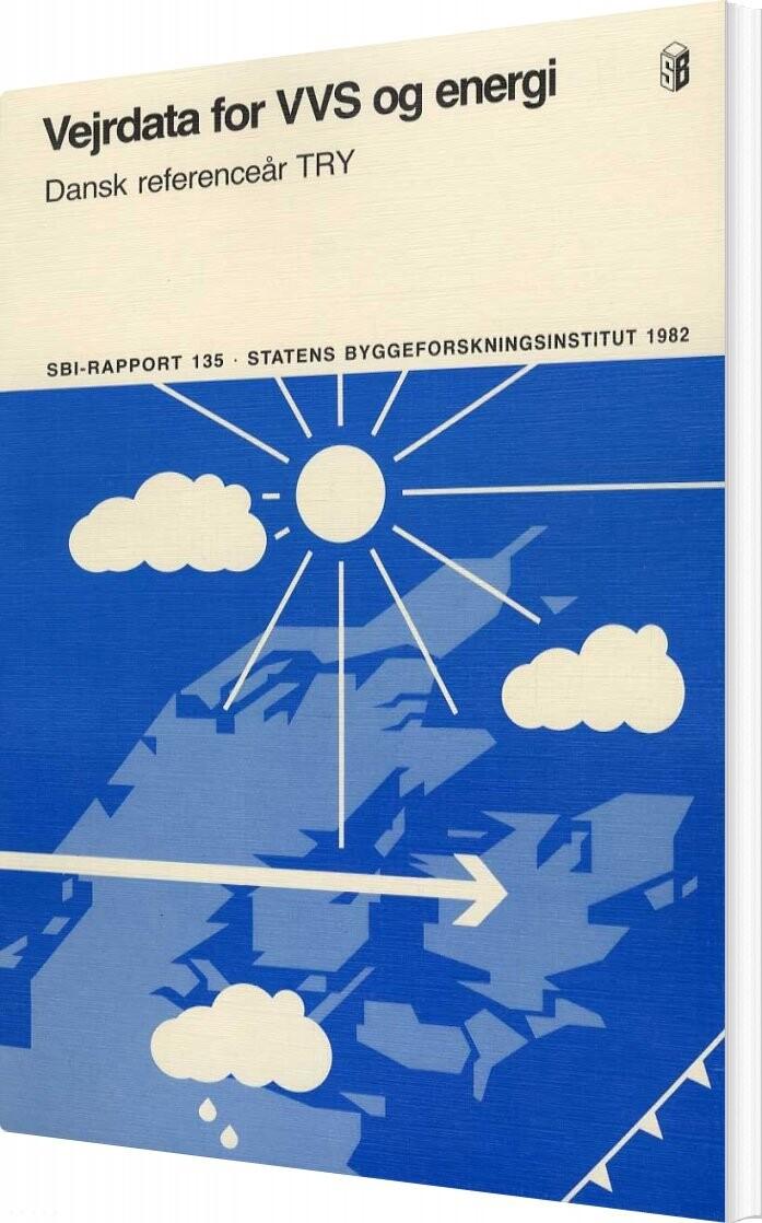 Vejrdata For Vvs Og Energi - Bo Andersen - Bog