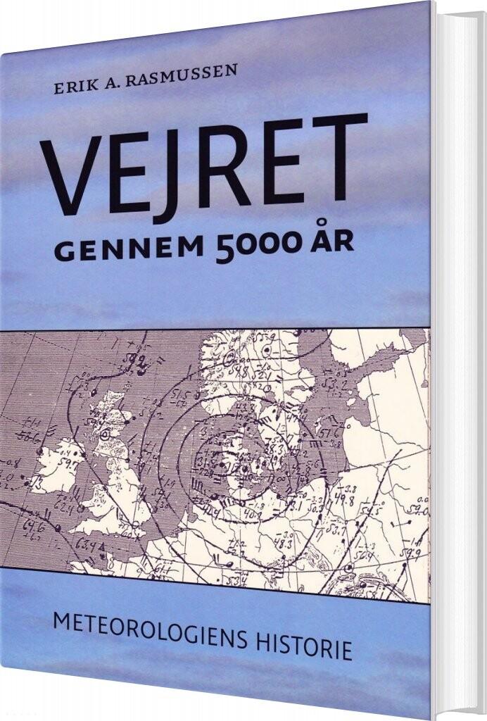 Billede af Vejret Gennem 5000 år - Erk. A. Rasmussen - Bog