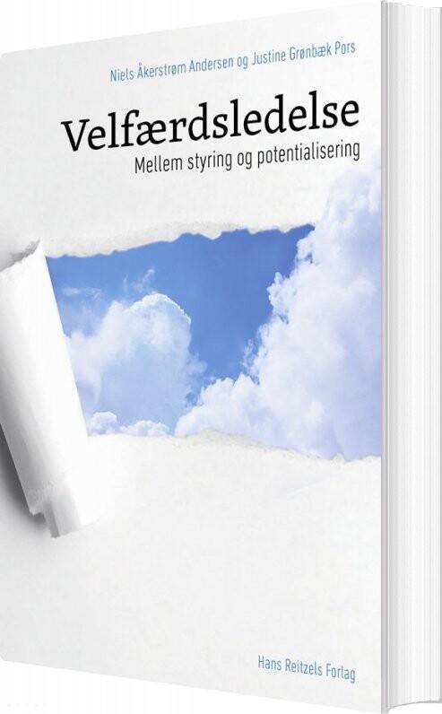 Image of   Velfærdsledelse - Niels åkerstrøm Andersen - Bog