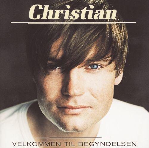 Image of   Christian - Velkommen Til Begyndelsen - CD
