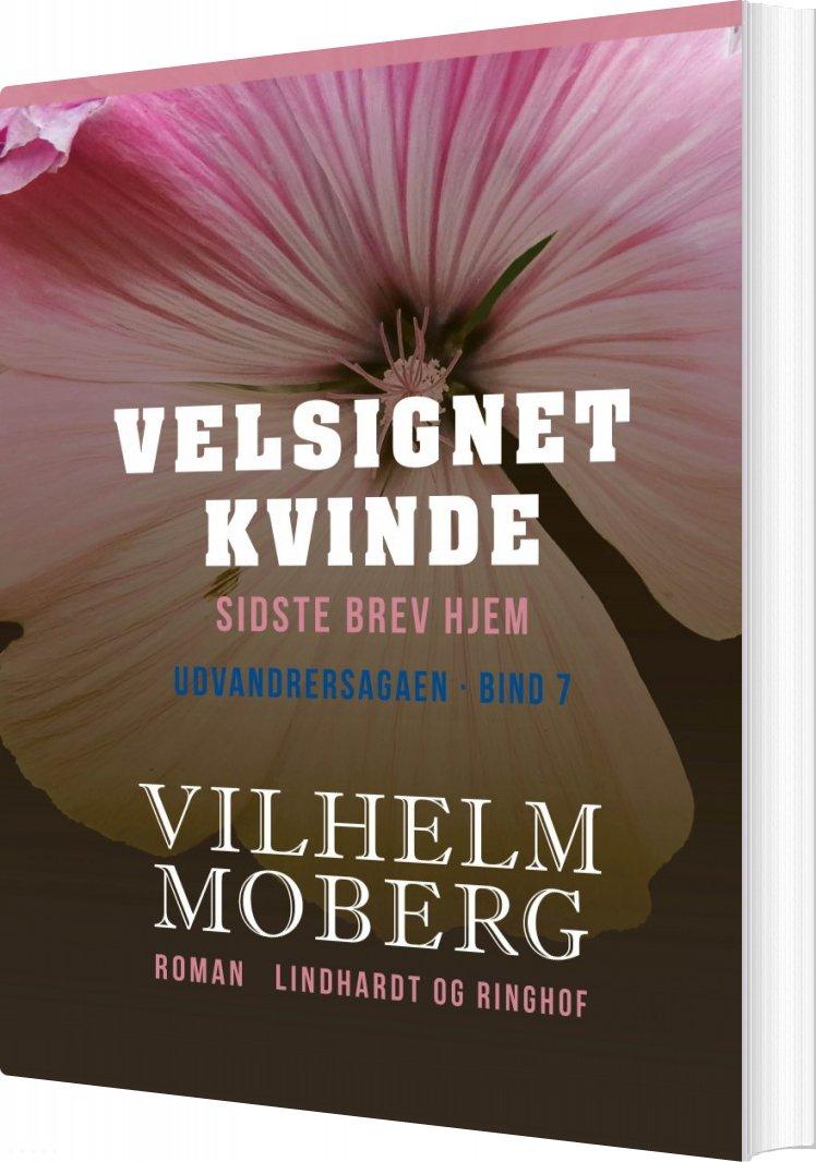 Image of   Velsignet Kvinde - Vilhelm Moberg - Bog
