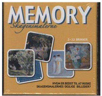 skagensmaler, ancher, krøyer, tuxen, Memory Spil, Huske Spil, Vende Spil, Memo, Memory Spil Børn
