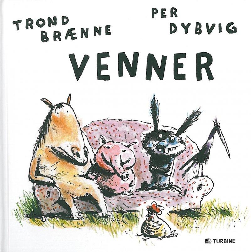 Venner - Trond Brænne - Bog