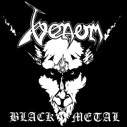 Venom - Black Metal - Vinyl / LP