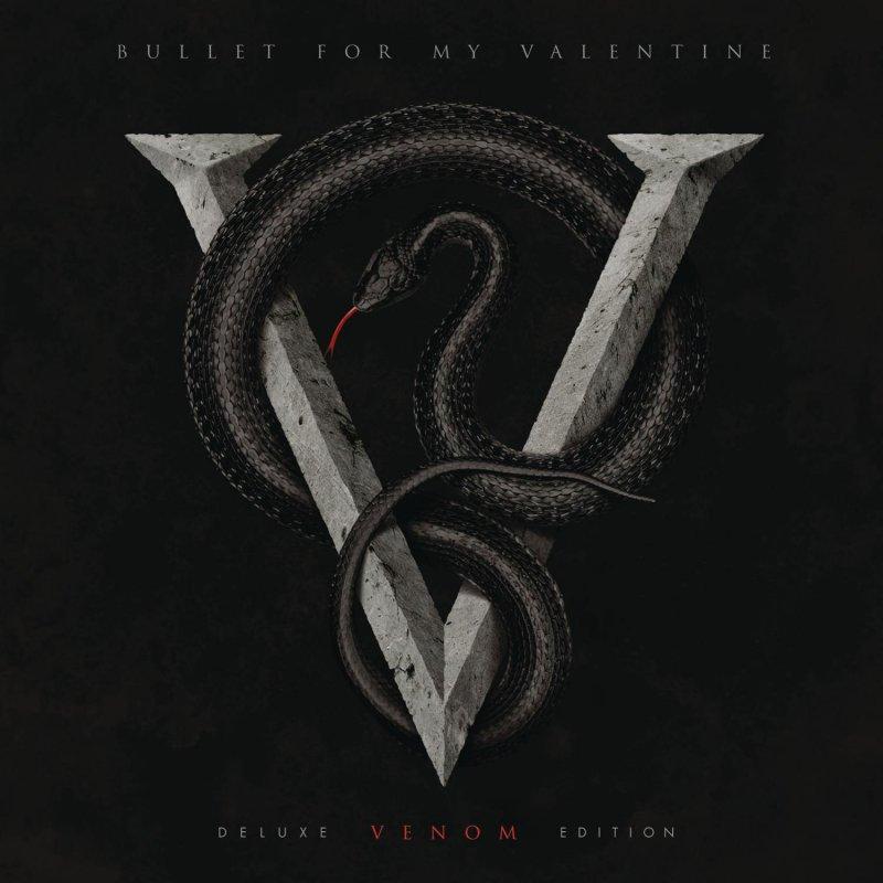 Image of   Bullet For My Valentine - Venom - Deluxe Edition - Vinyl / LP