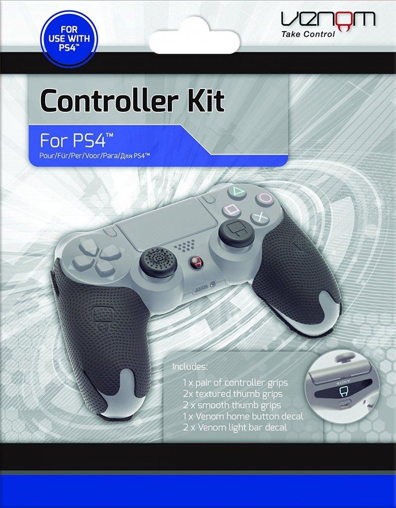 Venom Ps4 Controller Grip