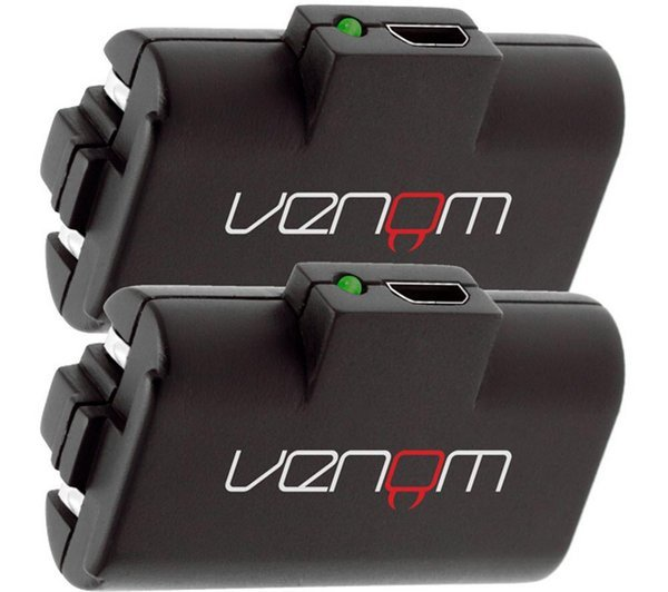 Image of   Venom - Xbox One Controller Batteri Pakke - 2 Stk.