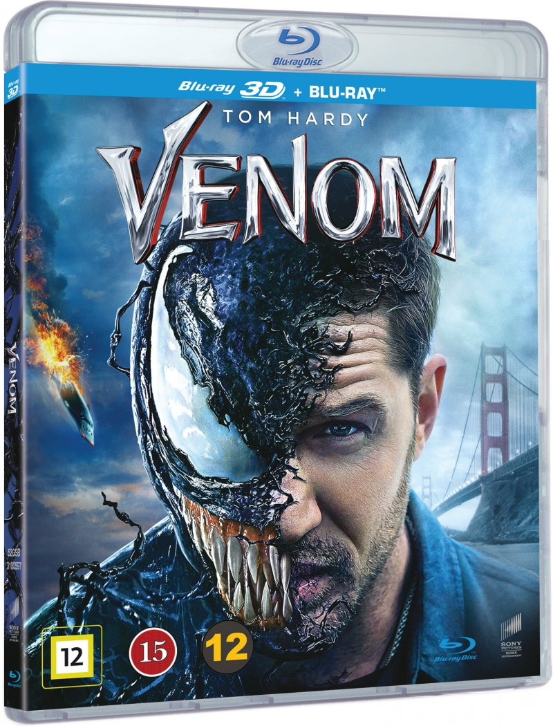 Image of   Venom - 3D Blu-Ray