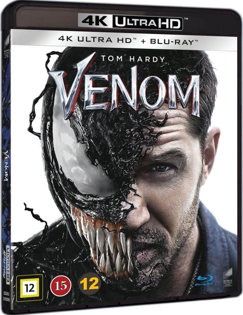 Image of   Venom - 4K Blu-Ray