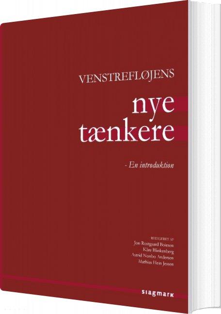 Venstrefløjens Nye Tænkere - Kåre Blinkenberg - Bog