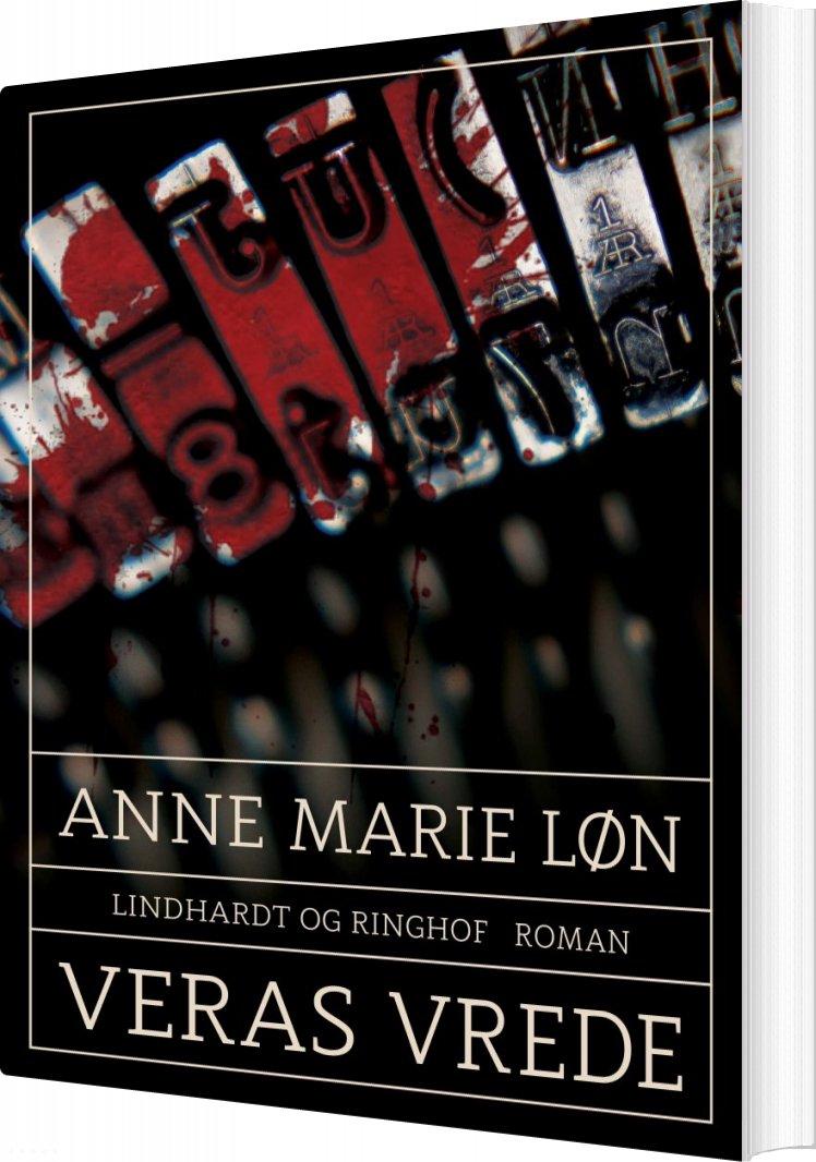 Veras Vrede - Anne Marie Løn - Bog