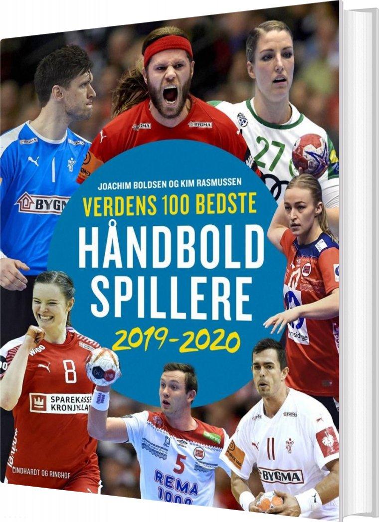 Image of   Verdens 100 Bedste Håndboldspillere 2019-2020 - Kim Rasmussen - Bog