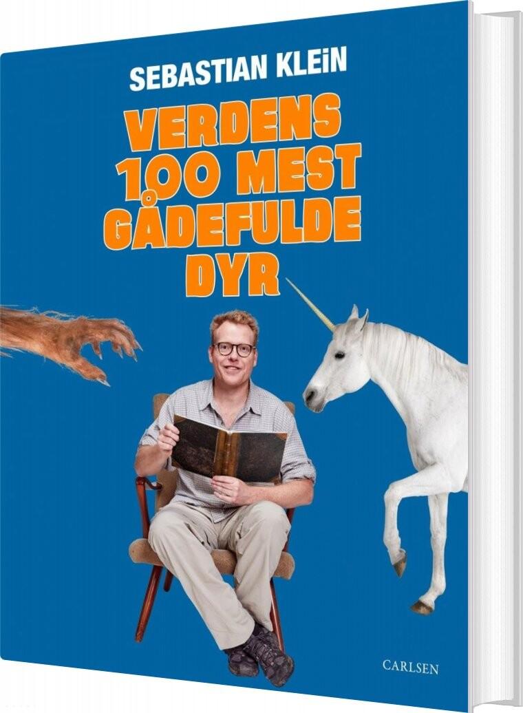 Image of   De 100 Mest Gådefulde Dyr - Sebastian Klein - Bog