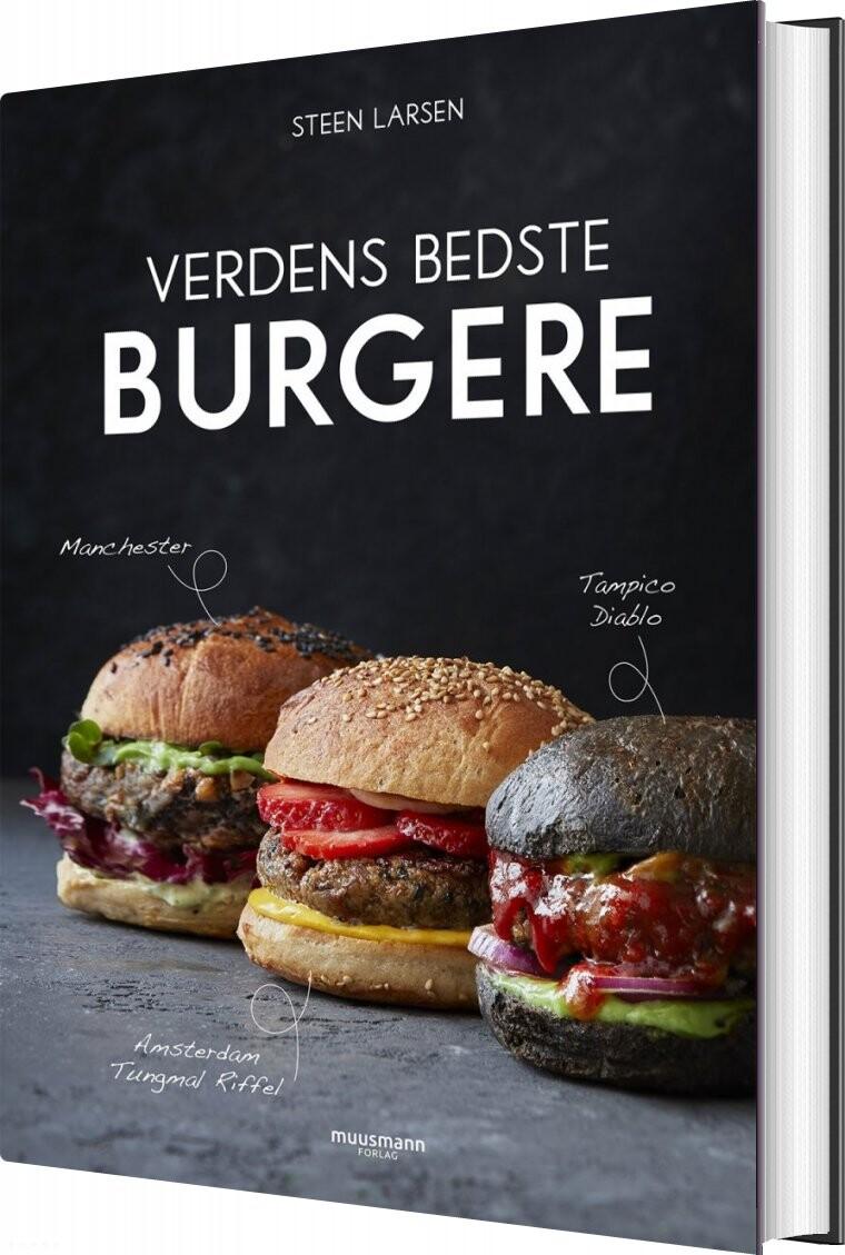 Verdens Bedste Burgere - Steen Larsen - Bog