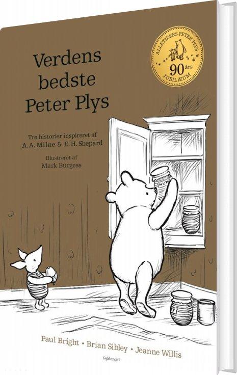 Image of   Verdens Bedste Peter Plys - Jeanne Willis - Bog