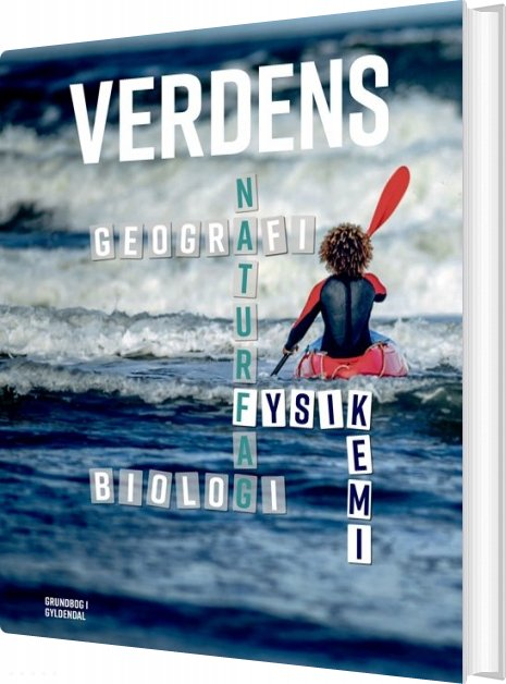 Image of   Verdens Naturfag - Fysik/kemi - Nina Troelsgaard Jensen - Bog