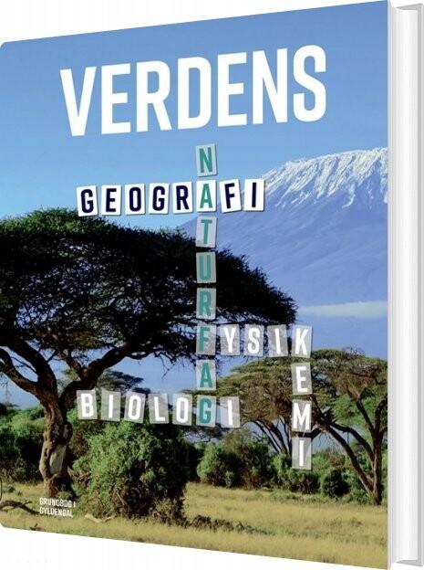 Image of   Verdens Naturfag - Geografi - Kaare øster - Bog