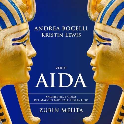 Image of   Andrea Bocelli - Verdi: Aida - CD