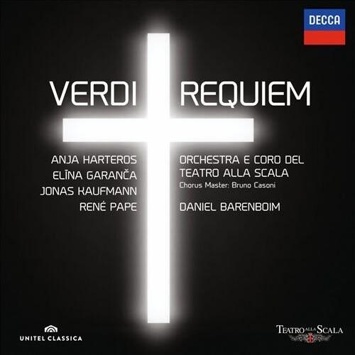 Image of   Daniel Barenboim & Jonas Kaufmann - Verdi: Requiem - CD