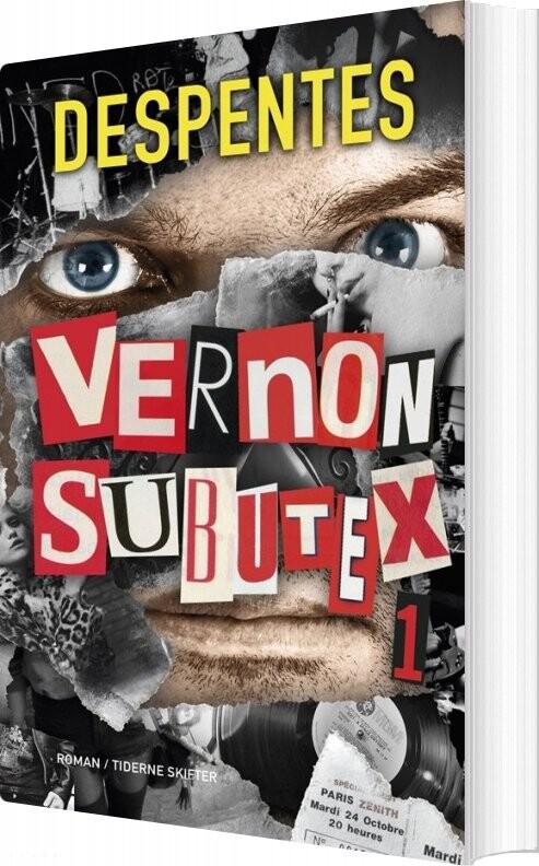 Vernon Subutex 1 - Virginie Despentes - Bog