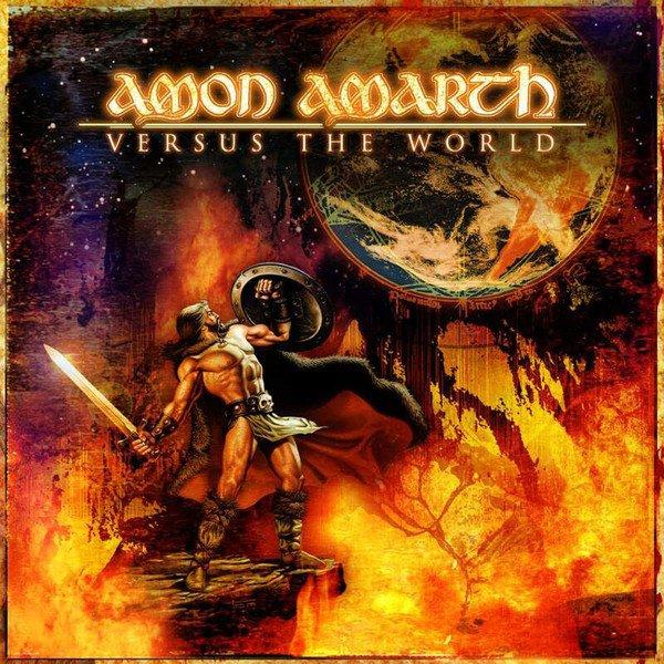 Image of   Amon Amarth - Versus The World - Vinyl / LP