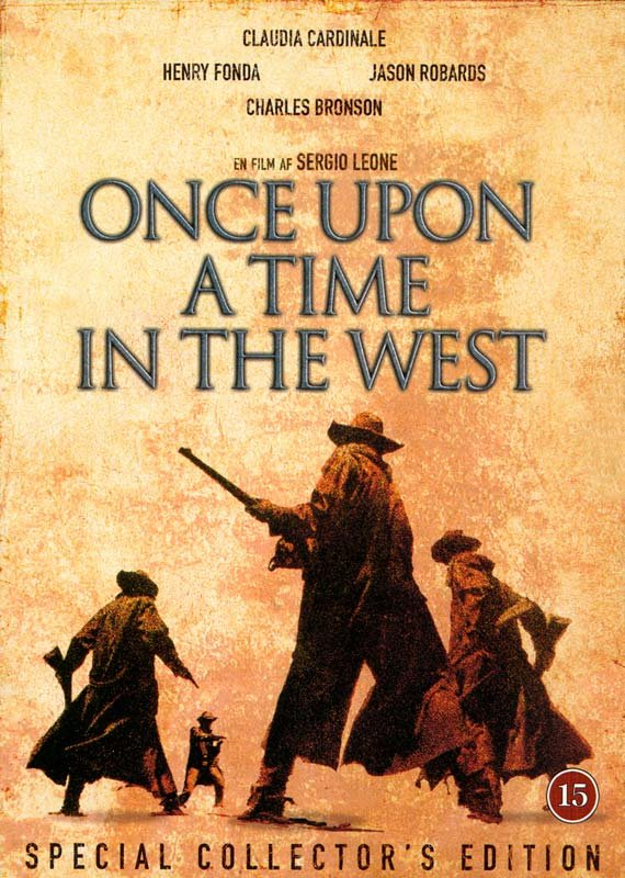 Image of   Once Upon A Time In The West / Vestens Hårde Halse - Special Edition - DVD - Film