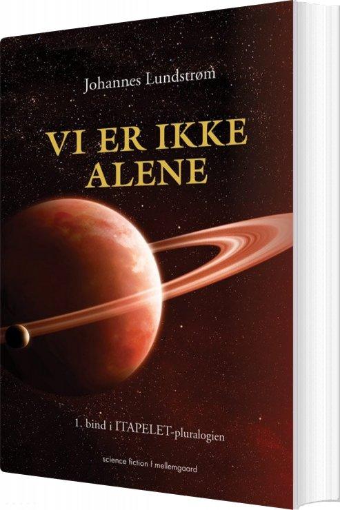 Image of   Vi Er Ikke Alene - Johannes Lundstrøm - Bog
