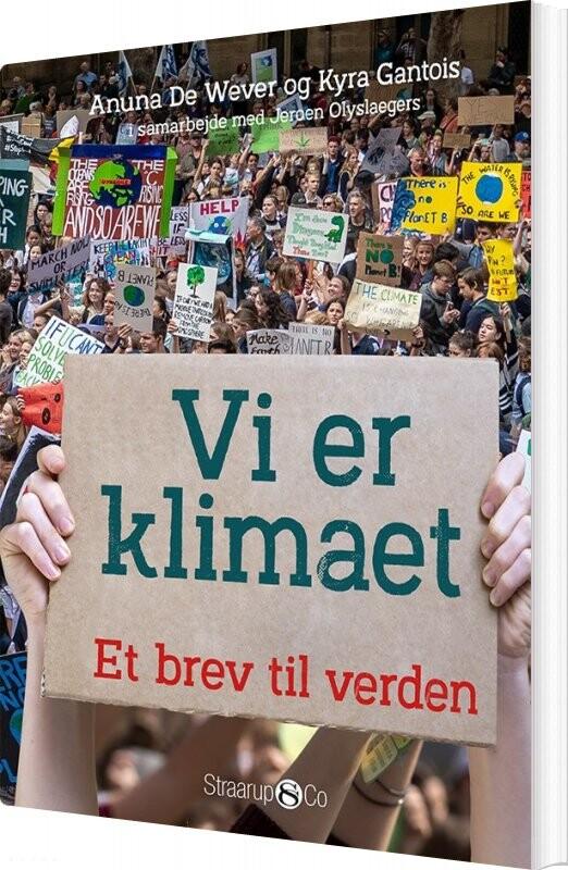 Billede af Vi Er Klimaet - Anuna De Wever - Bog