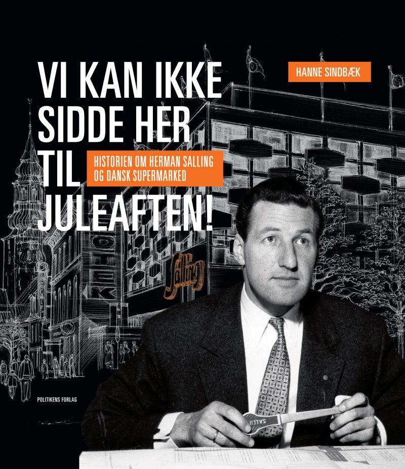 Image of   Vi Kan Ikke Sidde Her Til Juleaften! - Hanne Sindbæk - Bog
