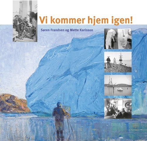 Billede af Vi Kommer Hjem Igen! - Søren Frandsen - Bog