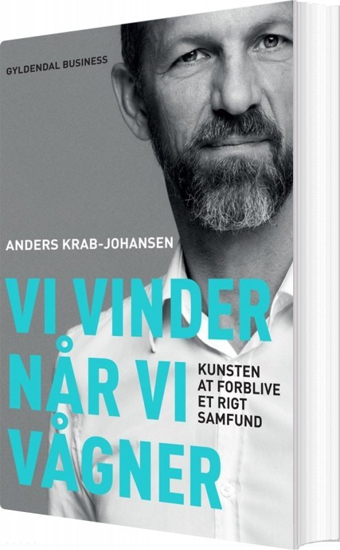 Vi Vinder Når Vi Vågner - Anders Krab-johansen - Bog