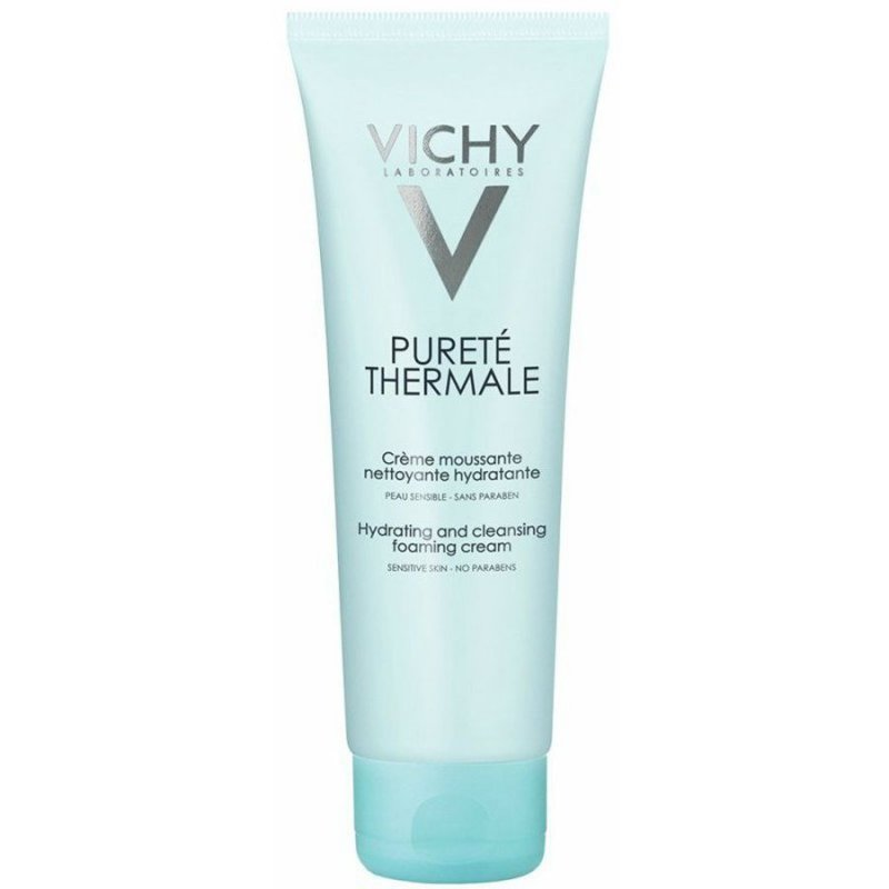 Image of   Vichy Creme - Pureté Thermal Foaming Cream 125 Ml
