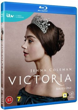 Victoria - Sæson 1 - Blu-Ray - Tv-serie