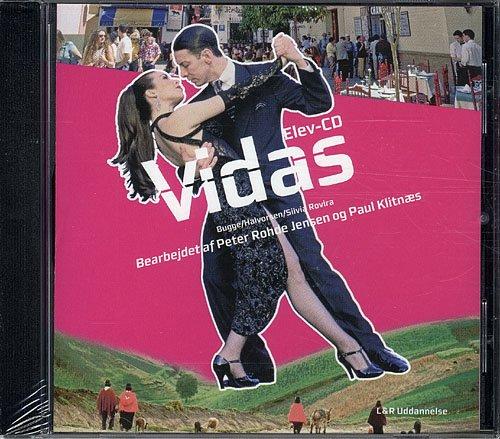 Image of   Vidas, Elev-cd - Peter Rohde Jensen - Bog