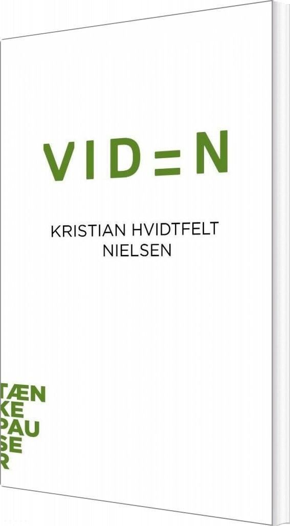 Image of   Viden - Kristian Hvidtfelt Nielsen - Bog