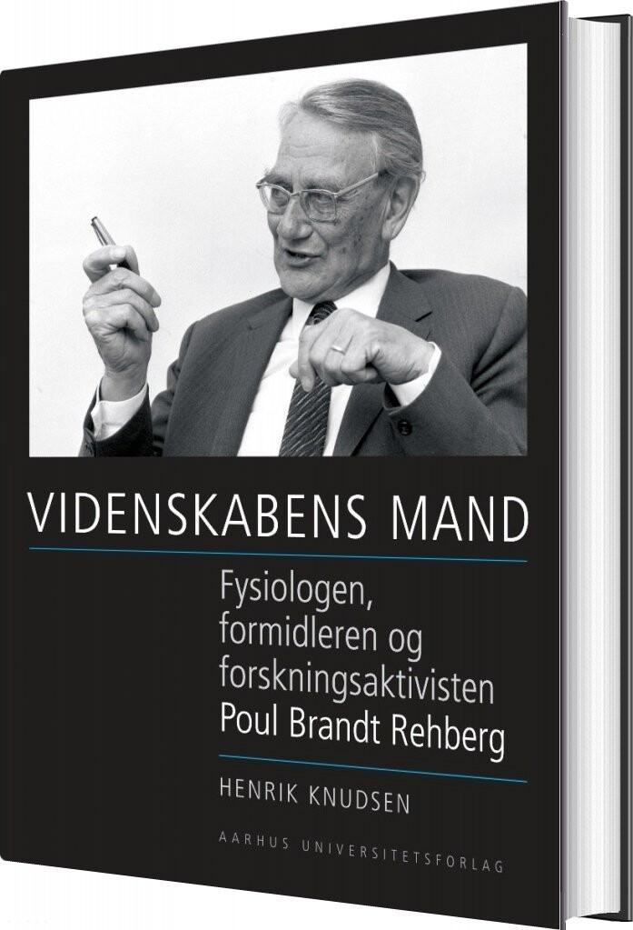 Billede af Videnskabens Mand - Henrik Knudsen - Bog