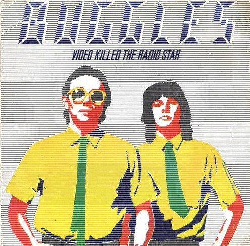 The Buggles - Video Killed The Radio Star - Vinyl / LP