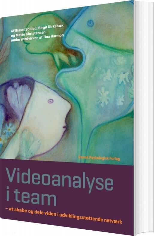 Image of   Videoanalyse I Team - Birgit Kirkebæk - Bog