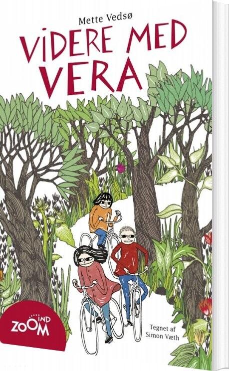 Videre Med Vera - Mette Vedsø - Bog
