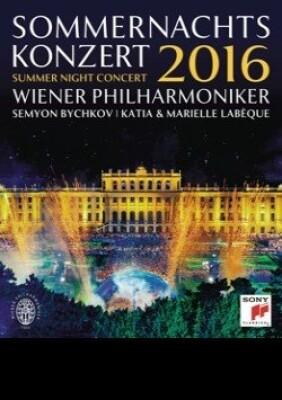 Image of   Vienna Philharmonic Sommernachtskonzert 2016 / Summer Night Concert 2016 - Blu-Ray